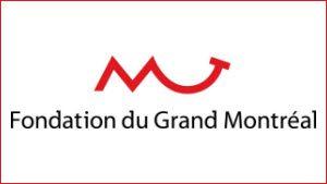 Logo de la Fondation du Grand Montréal
