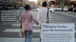 Thérapies forcées pour des homosexuels