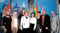 Journée mondiale contre l'homophobie et la transphobie