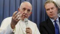 Le pape vivement critiqué